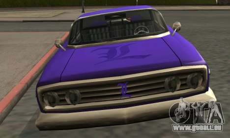 Luni Voodoo Remastered pour GTA San Andreas salon