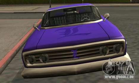 Luni Voodoo Remastered pour GTA San Andreas salon