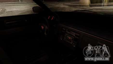 GTA 5 Bravado Buffalo Sprunk HQLM pour GTA San Andreas vue de droite