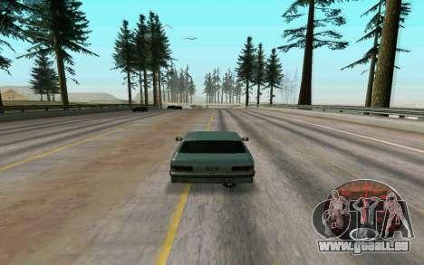Tacho Lada für GTA San Andreas