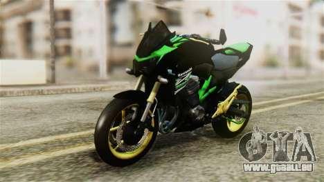 Kawasaki Z800 Modified für GTA San Andreas