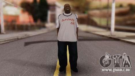 Big Smoke Skin 1 pour GTA San Andreas