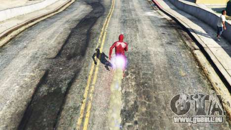 GTA 5 The Flash dritten Screenshot