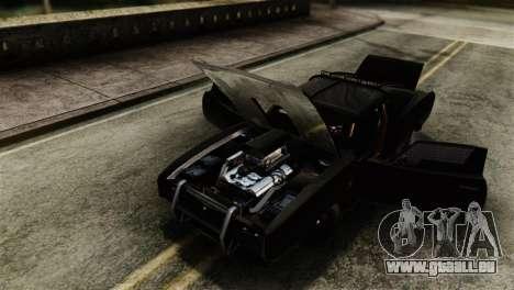 GTA 5 Imponte Dukes ODeath IVF für GTA San Andreas Rückansicht