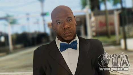 Strpreach Skin from GTA 5 pour GTA San Andreas troisième écran