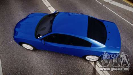 Dodge Charger SWAT Tactical Unit [ELS] bl pour GTA 4 est un droit
