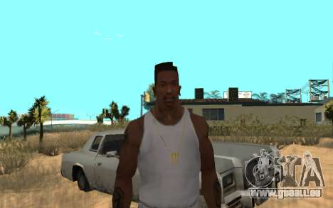 Цепь Monster Energy für GTA San Andreas