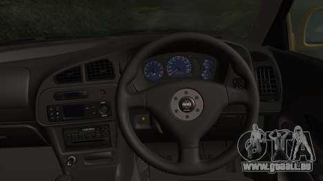 Mitsubishi Lancer Evolution VI 1999 PJ pour GTA San Andreas vue de droite