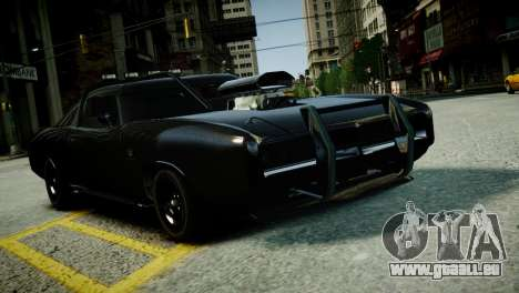 Imponte Dukes O Death from GTA 5 pour GTA 4