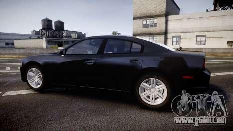 Dodge Charger SWAT Tactical Unit [ELS] rbl pour GTA 4 est une gauche