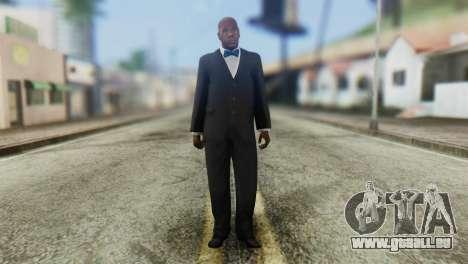 Strpreach Skin from GTA 5 pour GTA San Andreas