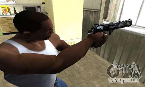 Field Tested Deagle für GTA San Andreas zweiten Screenshot