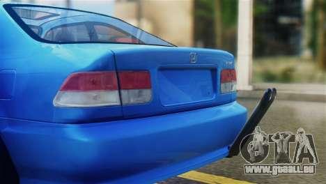 Honda Civic für GTA San Andreas rechten Ansicht