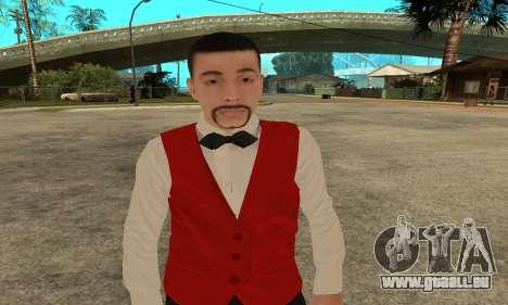 Casino Skin pour GTA San Andreas