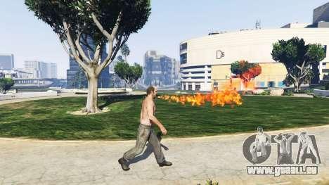 GTA 5 Feuer speienden v2.0 zweite Screenshot