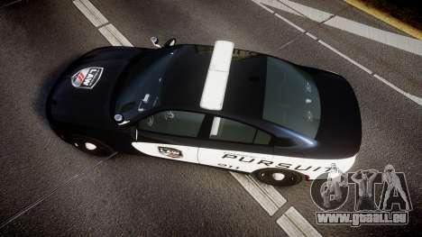 Dodge Charger SXT AWD 2015 PPV [ELS] pour GTA 4 est un droit
