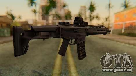 Magpul Masada v3 pour GTA San Andreas deuxième écran