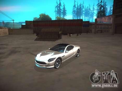ENB Dark Orbit pour GTA San Andreas troisième écran