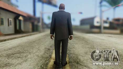 Strpreach Skin from GTA 5 für GTA San Andreas zweiten Screenshot