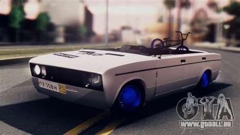 VAZ 2106 BC für GTA San Andreas
