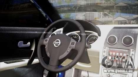 Nissan Maxima 2009 pour GTA San Andreas vue arrière