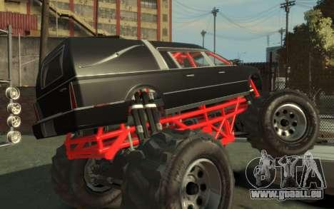 Albany Undertaker (Romero Monster) pour GTA 4 est une gauche
