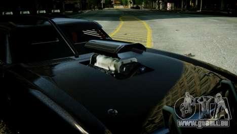 Imponte Dukes O Death from GTA 5 pour GTA 4 est un droit