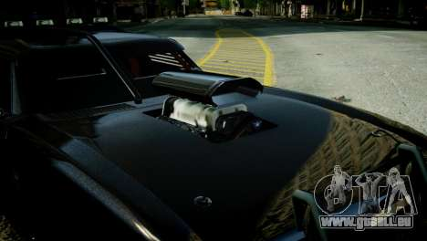 Imponte Dukes O Death from GTA 5 für GTA 4 rechte Ansicht