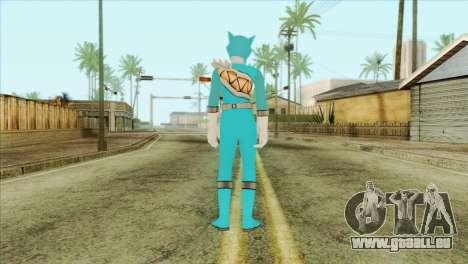 Power Rangers Skin 2 für GTA San Andreas zweiten Screenshot