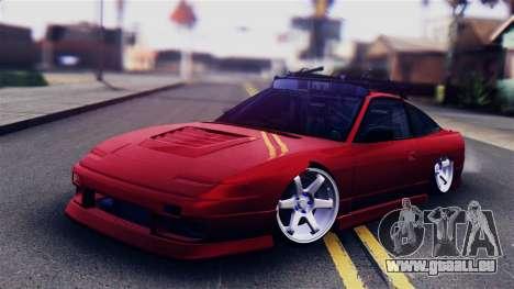 Nissan 180SX pour GTA San Andreas