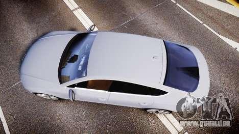 Audi A7 pour GTA 4 est un droit