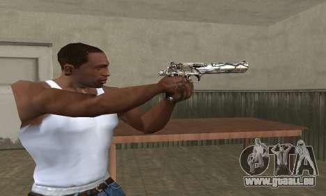 Old Forest Deagle für GTA San Andreas dritten Screenshot