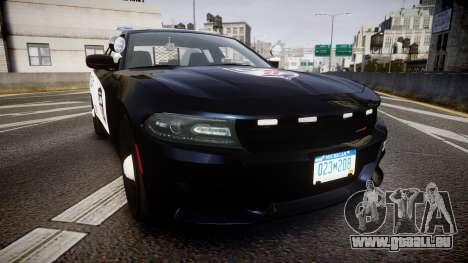 Dodge Charger SXT AWD 2015 PPV [ELS] für GTA 4