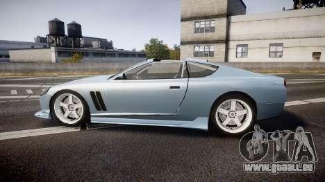 Dewbauchee Super GT Tuning pour GTA 4 est une gauche