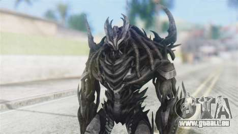 Crankcase Skin from Transformers pour GTA San Andreas
