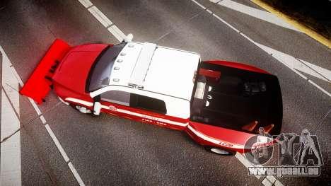 Dodge Ram 3500 2013 Utility [ELS] pour GTA 4 est un droit