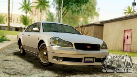 GTA 4 Intruder für GTA San Andreas