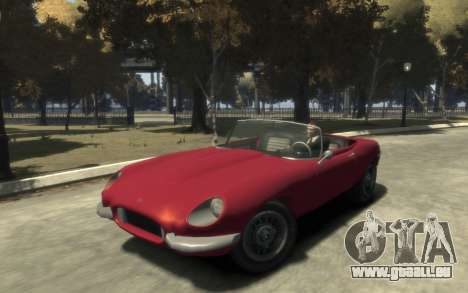 Enus Windsor Classic pour GTA 4