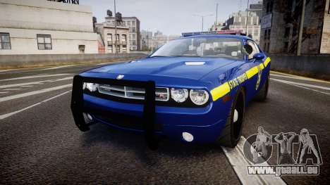 Dodge Challenger NYSP [ELS] pour GTA 4