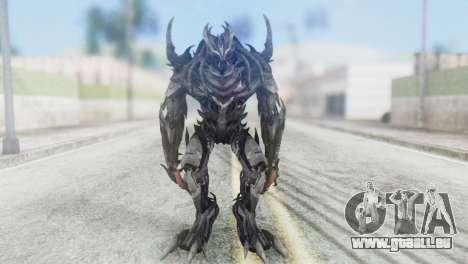 Crankcase Skin from Transformers pour GTA San Andreas deuxième écran