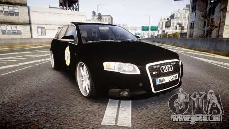 Audi S4 Avant Serbian Police [ELS] für GTA 4