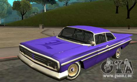 Luni Voodoo Remastered pour GTA San Andreas