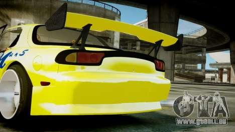 Mazda RX-7 FD3S BN Sports für GTA 4 rechte Ansicht