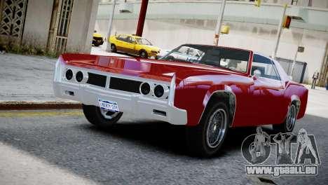 Virgo from GTA 5 v2 für GTA 4