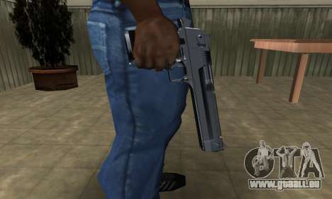 Refle Deagle pour GTA San Andreas deuxième écran