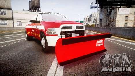 Dodge Ram 3500 2013 Utility [ELS] pour GTA 4