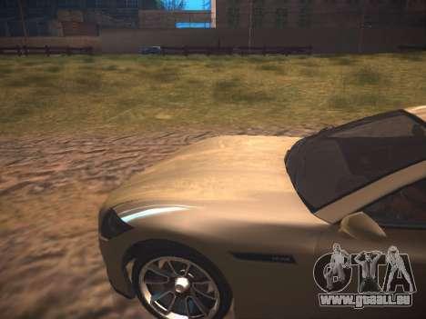 ENB Dark Orbit pour GTA San Andreas quatrième écran