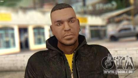 Luis Lopez Skin v4 pour GTA San Andreas troisième écran