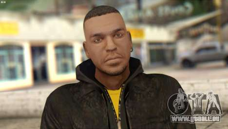 Luis Lopez Skin v4 für GTA San Andreas dritten Screenshot