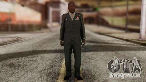 GTA 5 Skin 1 pour GTA San Andreas